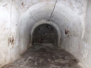 La Campobasso sotteranea: via Orefici (foto tratta dal sito www.centrostoricocb.it)