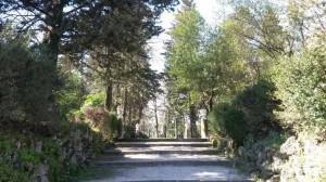 La Villa de Capoa a Campobasso