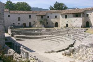 L'antico teatro di Altilia