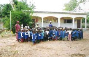 Scuola materna di Touborò