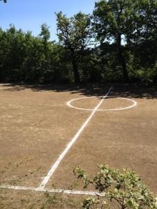 Il campo di Villacanale