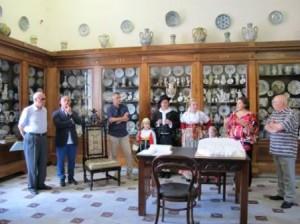Conferenza Stampa tenutasi nel Museo Civico di Baranello