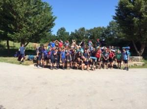foto scout route