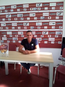 Dino Petrangelo, direttore sportivo del Sulmona