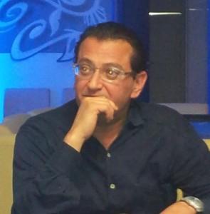 L'allenatore Roberto D'Elia