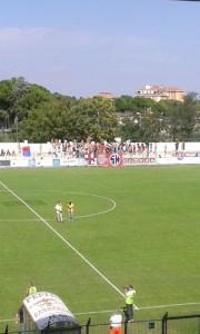 I tifosi del Campobasso a Jesi