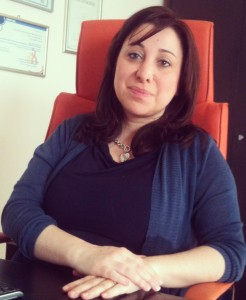 Presidente API Matilde Iosue