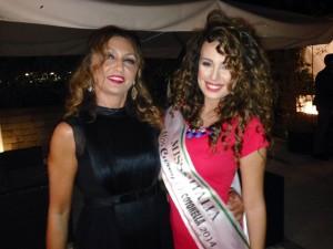 Sara Affi Fella e Lidia Morelli