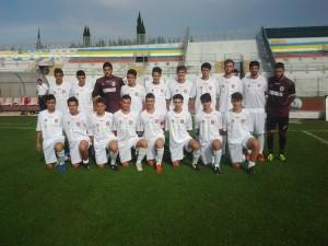 La juniores nazionale del Campobasso (foto sito ufficiale Città di Campobasso)