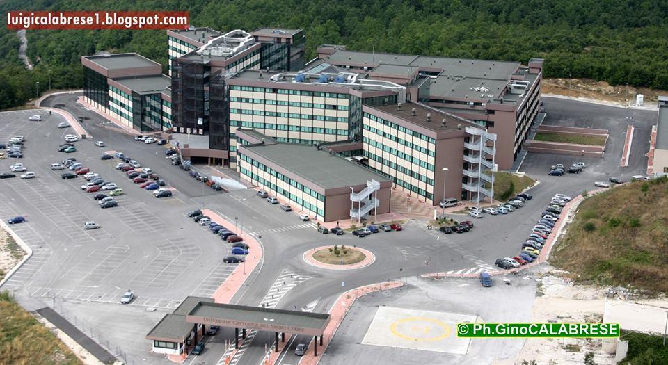 Photo of Nuovo assetto organizzativo per l'area clinico-assistenziale e di ricerca di Gemelli Molise