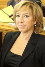 L'assessore provinciale Rita Colaci