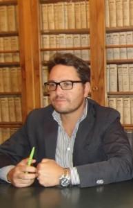 Il consigliere comunale Michele Coralbo