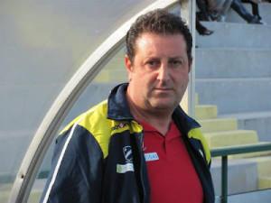 Carmine Rienzo, l'allenatore dei lupetti