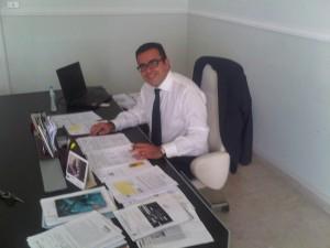 L'assessore comunale Salvatore Colagiovanni