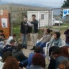 Biomasse, la protesta a campochiaro