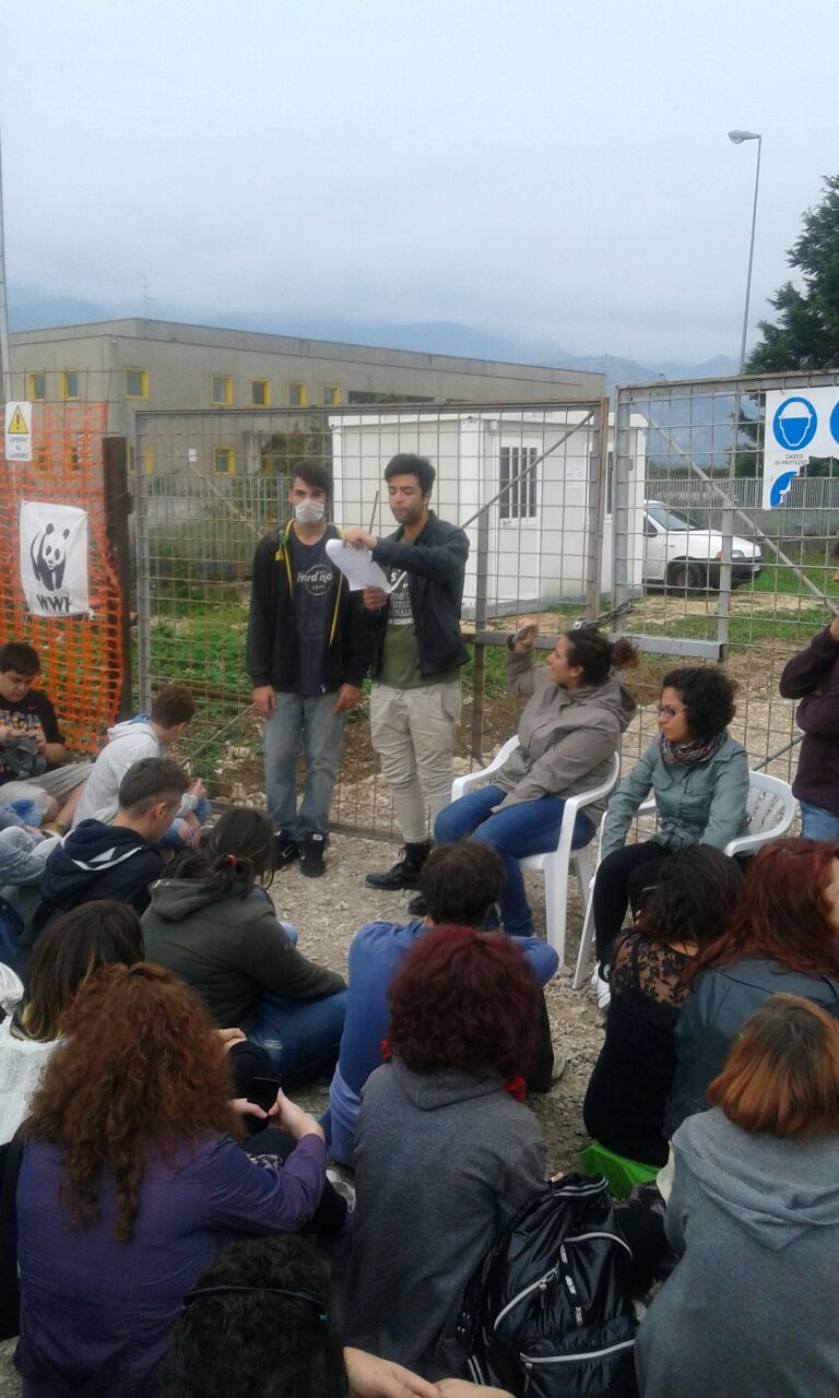 """Photo of Biomasse, anche il centrodestra di Palazzo Moffa contestato a Campochiaro: """"Lasciamo alle spalle il passato, ora dobbiamo vincere insieme questa battaglia"""""""