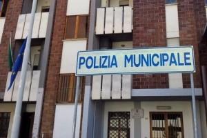 Ingresso Comando Polizia Municipale Cb