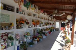 Il cimitero di San Giuliano