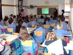 classi affollate