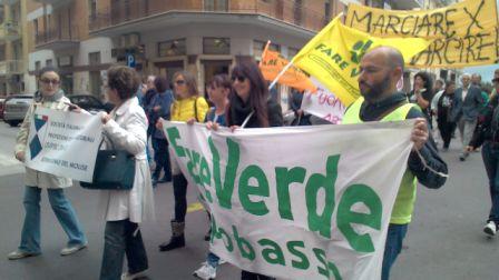"""Photo of """"Oh che bel castello"""", in tanti alla manifestazione ecologica di 'Fare Verde': ripulita la collina Monforte"""