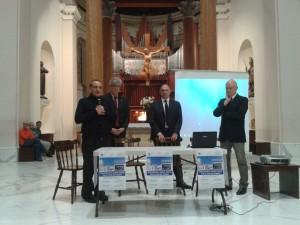 i relatori del Convegno al centro il Direttore Generale Enrico Zampedri