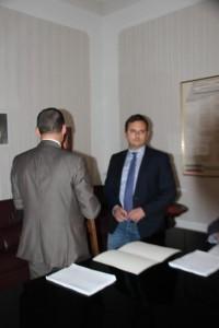 L'avvocato Massimo Romano
