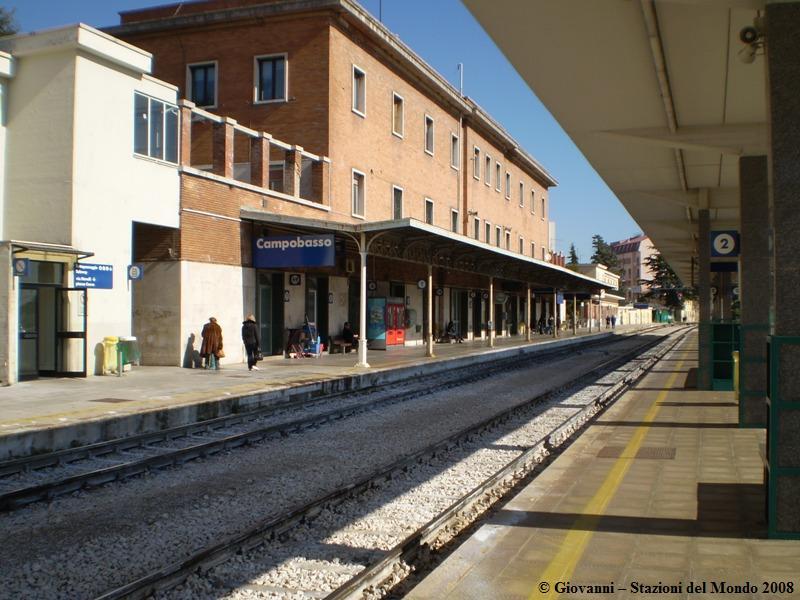 Photo of Trasporti, il 9 agosto riapre la linea ferroviaria Campobasso – Termoli