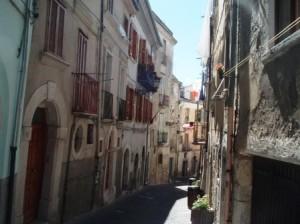 Campobasso - Vicoli del centro storico