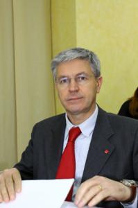 L'assessore regionale Michele Petraroia