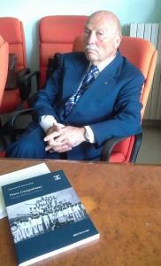 Gennaro Ciccaglione e il suo libro 'Nave Campobasso. Marinai molisani in guerra'