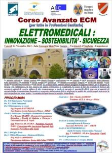 manifesto elettromedicali
