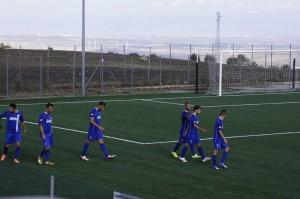 La Calcio Dauna in vetta alla classifica