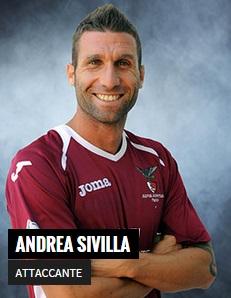 Il molisano Andrea Sivilla è il bomber del Fano: sarà l'ex di turno