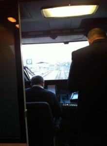 Un viaggiatore ci ha inviato la foto dall'interno del treno Campobasso-Roma Termini, che ha viaggiato con oltre un'ora e mezzo di ritardo