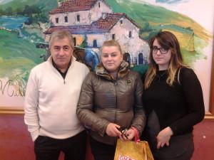 Ernesto Di Iorio, Patrizia e Antonella: l'azienda 'Il Principe'