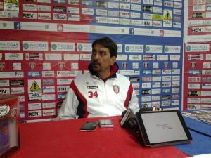 Francesco Farina, allenatore Campobasso