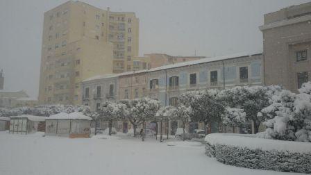 campobasso - piazza municipio
