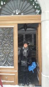 Margaret, la signora australiana in vacanza a Campobasso