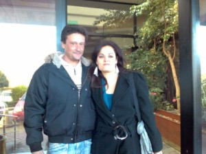 Rosalia Guida e suo marito Sandro Barone