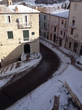 Ripalimosani, via San Michele la situazione è sotto controllo con strade ben pulite