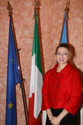 La consigliera regionale Nunzia Lattanzio