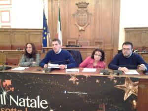 La presentazione del cartellone 'Il Natale sotto le Stelle' di Campobasso