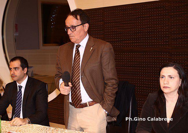 Il giornalista Antonio Di Lallo