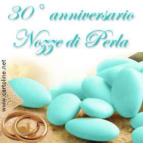 30 anni anniversario