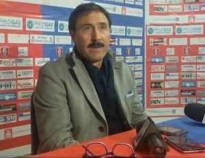 Salvatore Vullo, allenatore del Campobasso