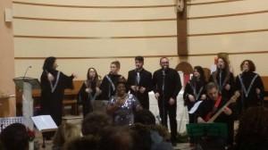 Il Concerto di Capodanno di musica gospel