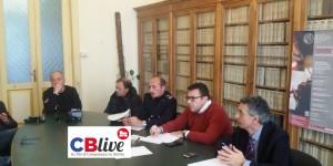 L'incontro tenutosi a Palazzo San Giorgio