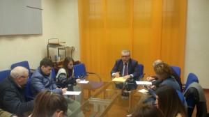 La conferenza stampa di Michele Iorio