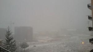 neve campobasso 5 gennaio