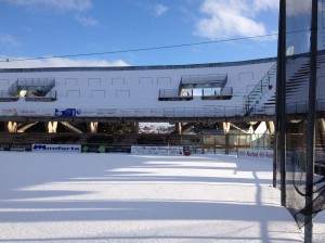 stadio selva piana con neve 7